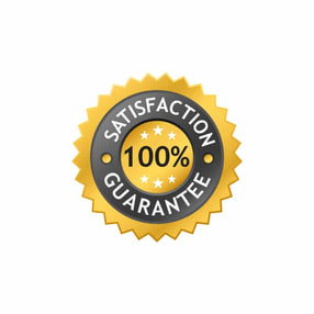 satisfaction guaranteed logo